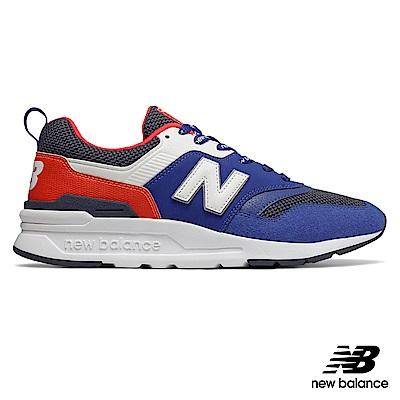 New Balance復古鞋CM997HEB_中性寶藍