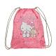【IMPACT】甜甜凱蒂束口袋-粉紅 IMKTD04PK product thumbnail 1