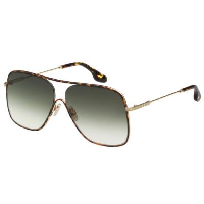 Victoria Beckham維多利亞貝克漢 太陽眼鏡 (淡金色)VB132S