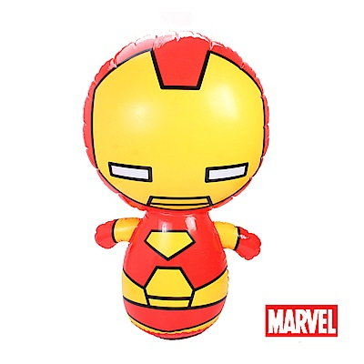《凡太奇》漫威Marvel 60CM鋼鐵人充氣不倒翁 VEB82309-I