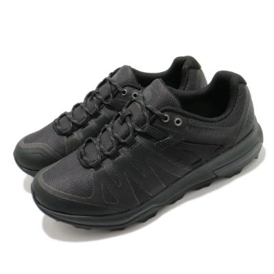 Merrell 戶外鞋 Zion FST Waterproof 男鞋 登山 越野 防水 避震墊片 黑 灰 ML035331