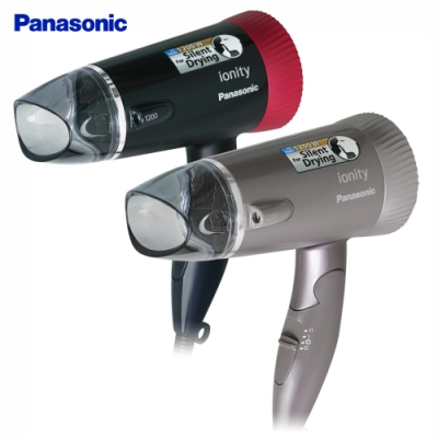 (快速到貨) Panasonic 國際牌 負離子3段溫控折疊式吹風機 EH-NE43-