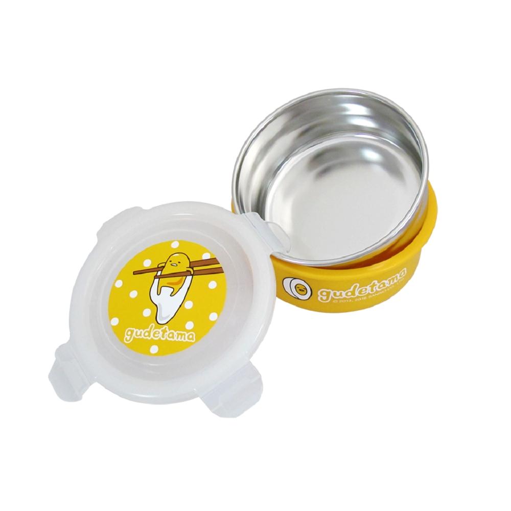 OTTO 蛋黃哥不鏽鋼環保隔熱碗 TM-8510B