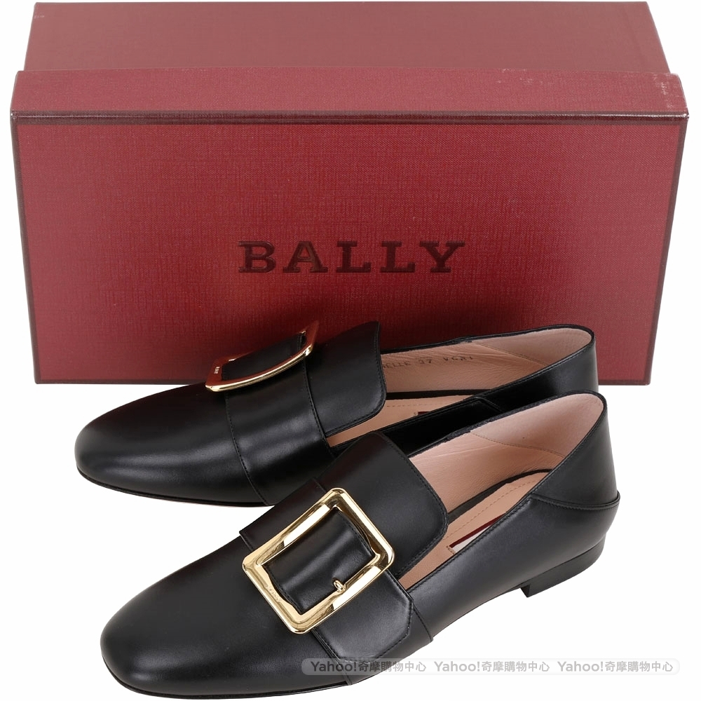 [時時樂限定] BALLY JANELLE 2020時尚回歸必敗樂福鞋