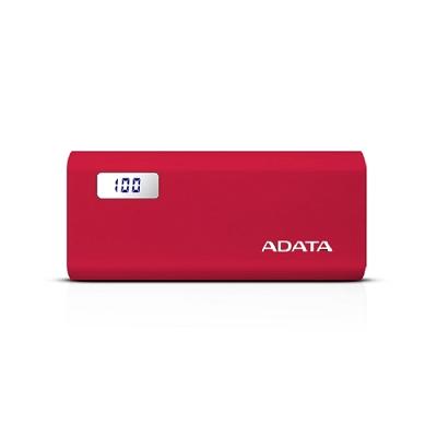 ADATA 威剛 P12500D 行動電源 12500mAh 紅色