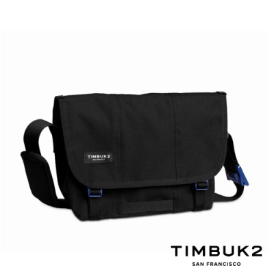 Timbuk2 Flight Classic Messenger 11 吋輕量平板郵差包-黑色