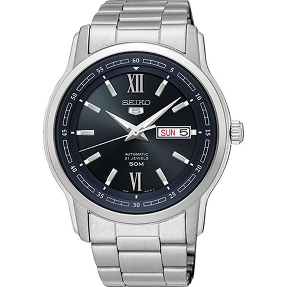 SEIKO 精工5號盾牌機械腕錶7S26-04S0D/SNKP11J1