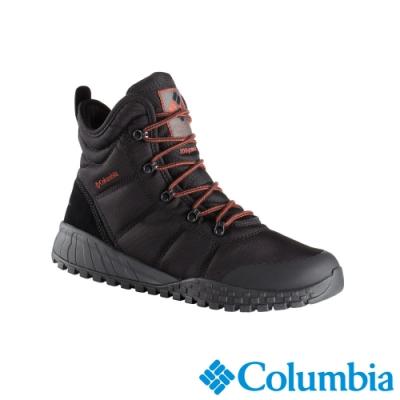 Columbia 哥倫比亞 男款- Omni TECH防水鋁點保暖雪靴-黑色