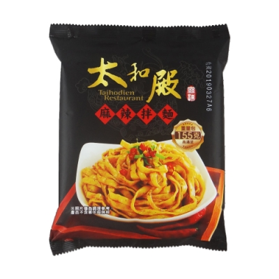 太和殿 麻辣拌麵(155g/包)