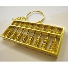 開運陶源 金算盤key鑰匙環(小)