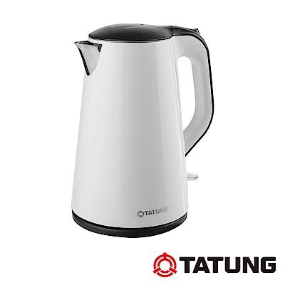TATUNG大同 1.7L電茶壺-白色(TEK-1707W)