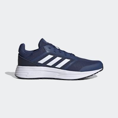 adidas 慢跑鞋 健身 訓練 運動鞋 男鞋 藍 FW5705 GALAXY 5