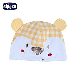 chicco-動物之森-造型嬰兒帽-小熊