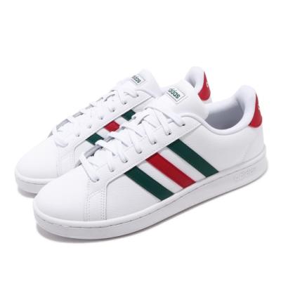 adidas 休閒鞋 Grand Court 低筒 男鞋