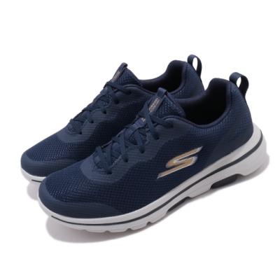 Skechers 休閒鞋 Go Walk 5-Squall 男鞋