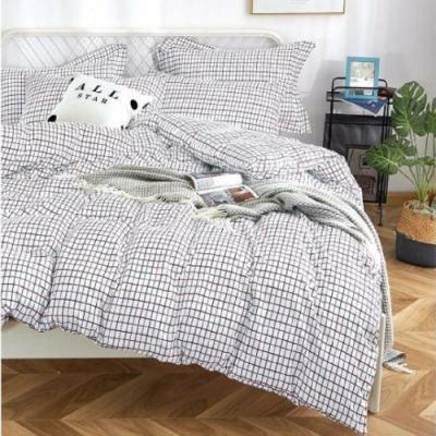 YCB舒膚柔綿床包枕套組-單/雙/大均價 多款任選