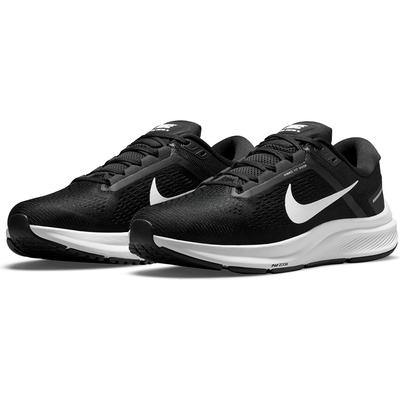 NIKE 慢跑鞋  運動鞋 緩震 訓練 男鞋 黑 DA8535001 AIR ZOOM STRUCTURE 24