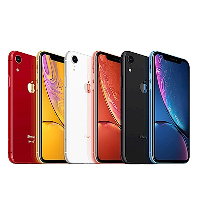 Apple-iPhone-XR-128G-6-1吋