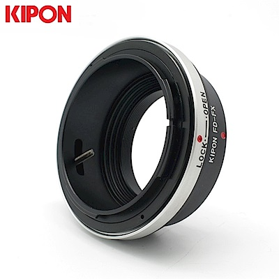 Kipon鏡頭轉接環 FD-FX