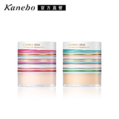 Kanebo 佳麗寶 COFFRET D'OR觸控氣墊蜜粉3.3g