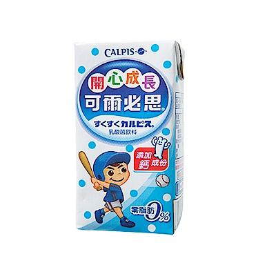 可爾必思 開心成長乳酸菌飲料(160mlx6入)