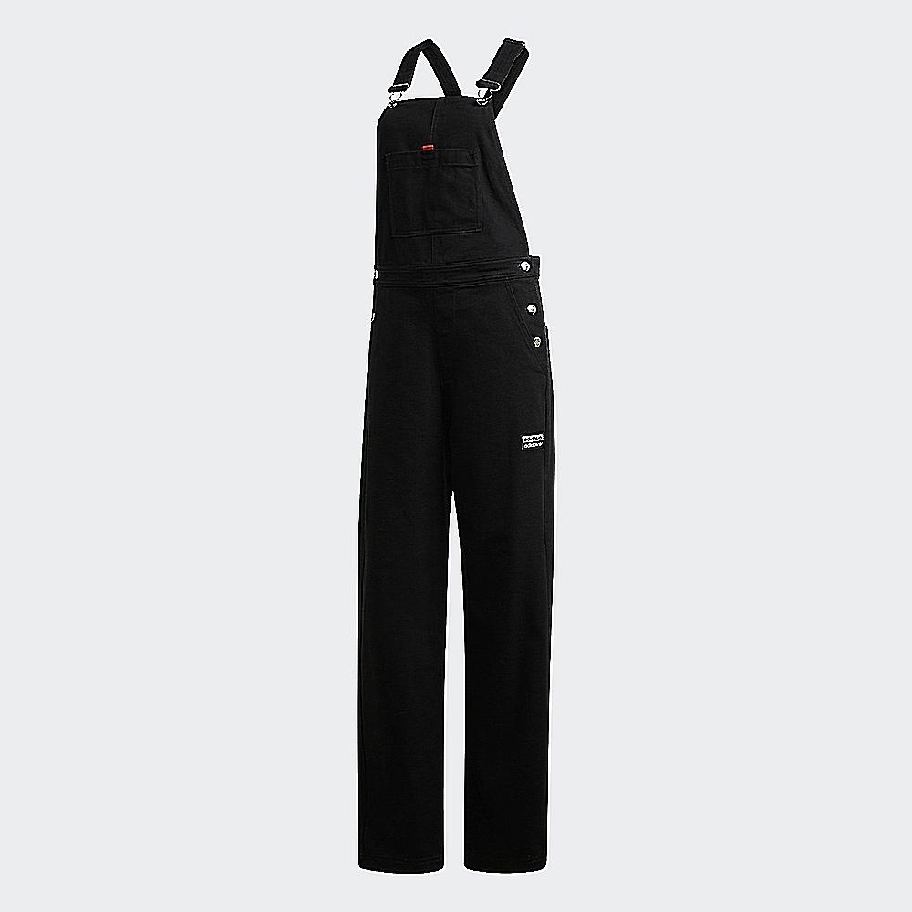 adidas R.Y.V. 工裝吊帶褲 女 GD3877