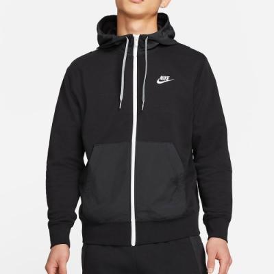 NIKE 外套 連帽外套 運動 男款 黑 CZ9945-010 Sportswear
