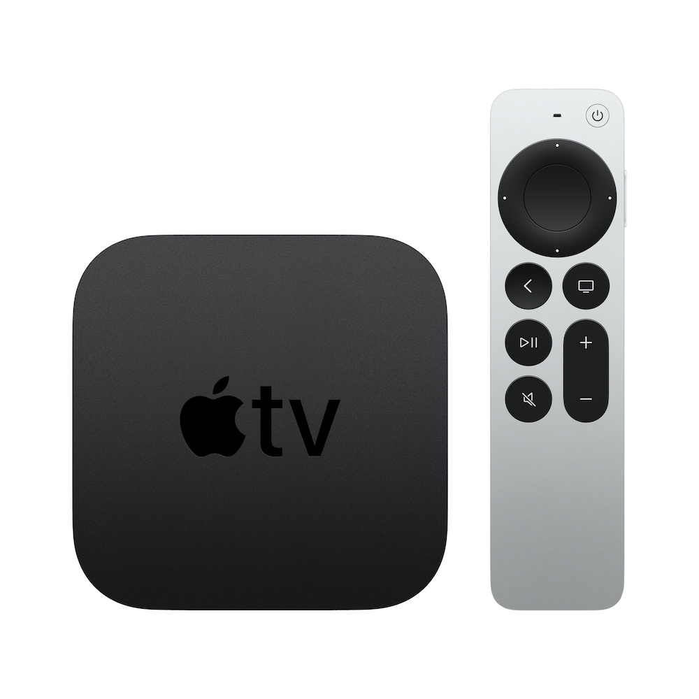 Apple TV 4K 64GB 2021版 MXH02TA/A