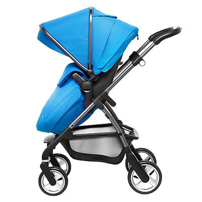 [現折3千再送禮]奇哥 Silver Cross Wayfarer 雙向嬰兒推車-天空藍