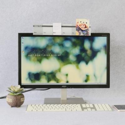 OSHI歐士 電腦螢幕留言備忘版- 週計畫(灰)
