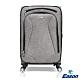 YC Eason 愛爾蘭19吋防潑水商務行李箱 灰色 product thumbnail 1