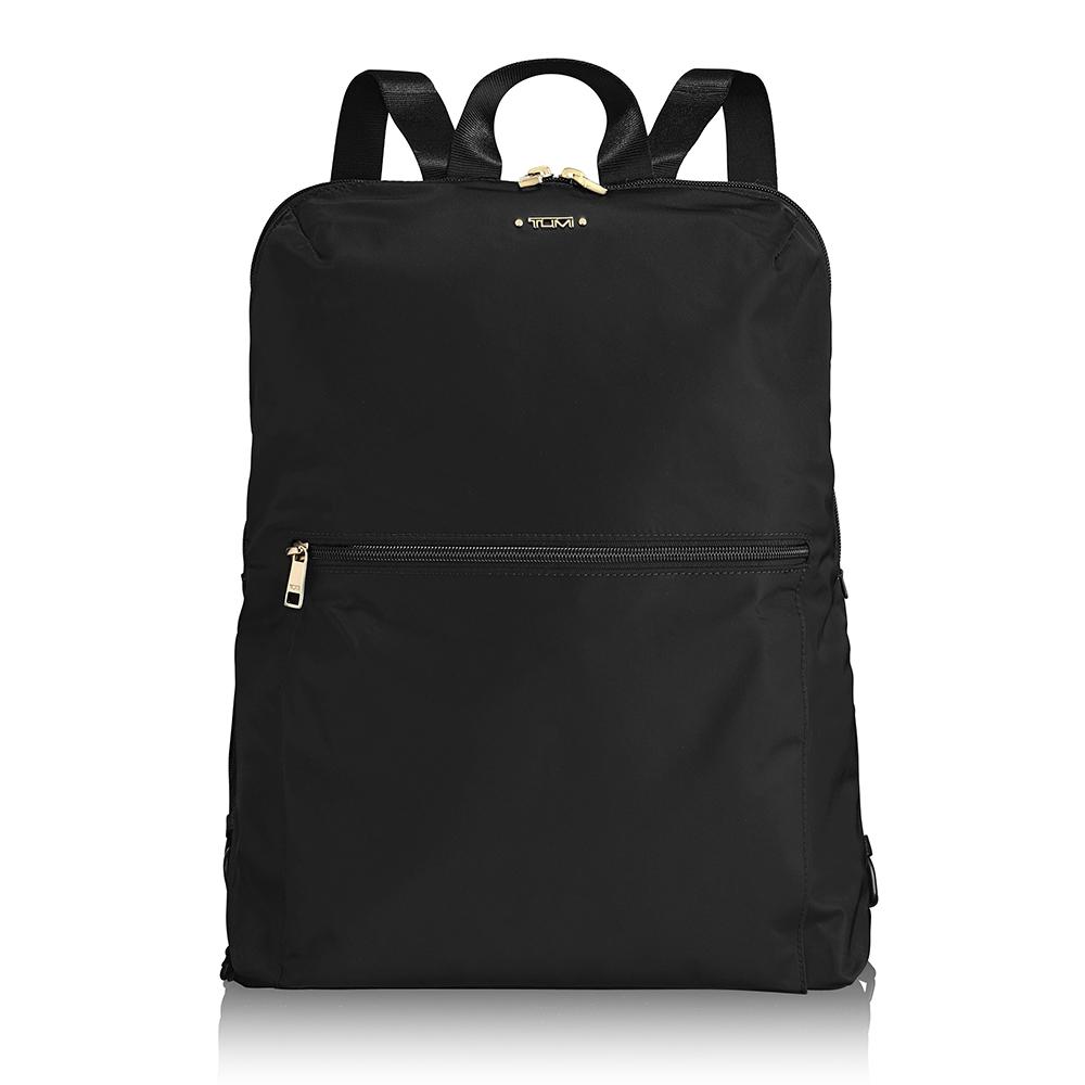 TUMI  JIC摺疊後背包-黑色