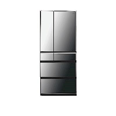 Panasonic國際牌 665L 1級變頻6門電冰箱 NR-F672WX-X1