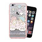 三麗鷗授權 iPhone 6s Plus / 6 Plus 二合一雙料手機殼(雙子吹泡泡)