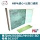 LFH HEPA+出風口抗菌清淨機濾網 3入組 適用:東元 NN2803BD/1601BD、奇美 S0300T product thumbnail 1