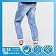 鬼洗 BLUE WAY – 大緹織3D鬼頭丹寧錐形褲 product thumbnail 1