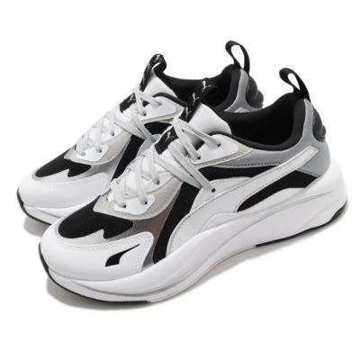 Puma 休閒鞋 RS-Curve Glow 運動 女鞋 基本款 舒適 簡約 厚底 球鞋 穿搭 白 黑 37517401