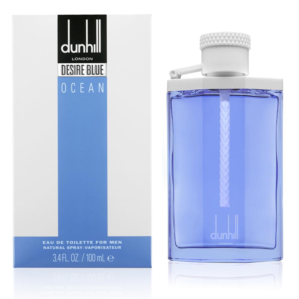 Dunhill Desire Blue Ocean藍海男性淡香水100ml