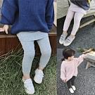小衣衫童裝 秋冬女童假2件長褲百搭包臀短裙褲1080904