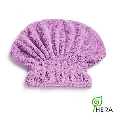 HERA 3M專利瞬吸快乾抗菌超柔纖髮帽-薰衣紫