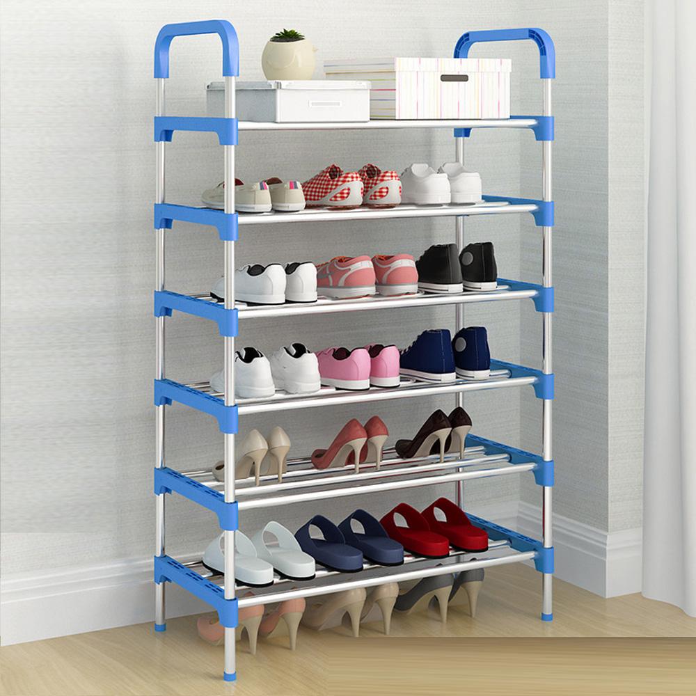CityShop●多功能簡約創意收納鞋層架-六層