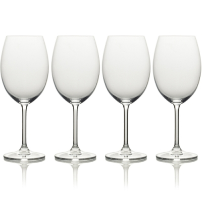 《CreativeTops》波爾多紅酒杯4入(635ml)