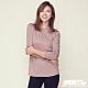 STL Essence Long Sleeve 韓國運動機能長袖上衣 本質乾燥玫瑰 product thumbnail 1