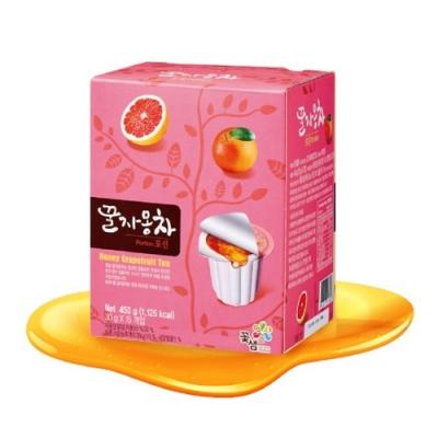 花泉 蜂蜜葡萄柚茶球(30gx15入)