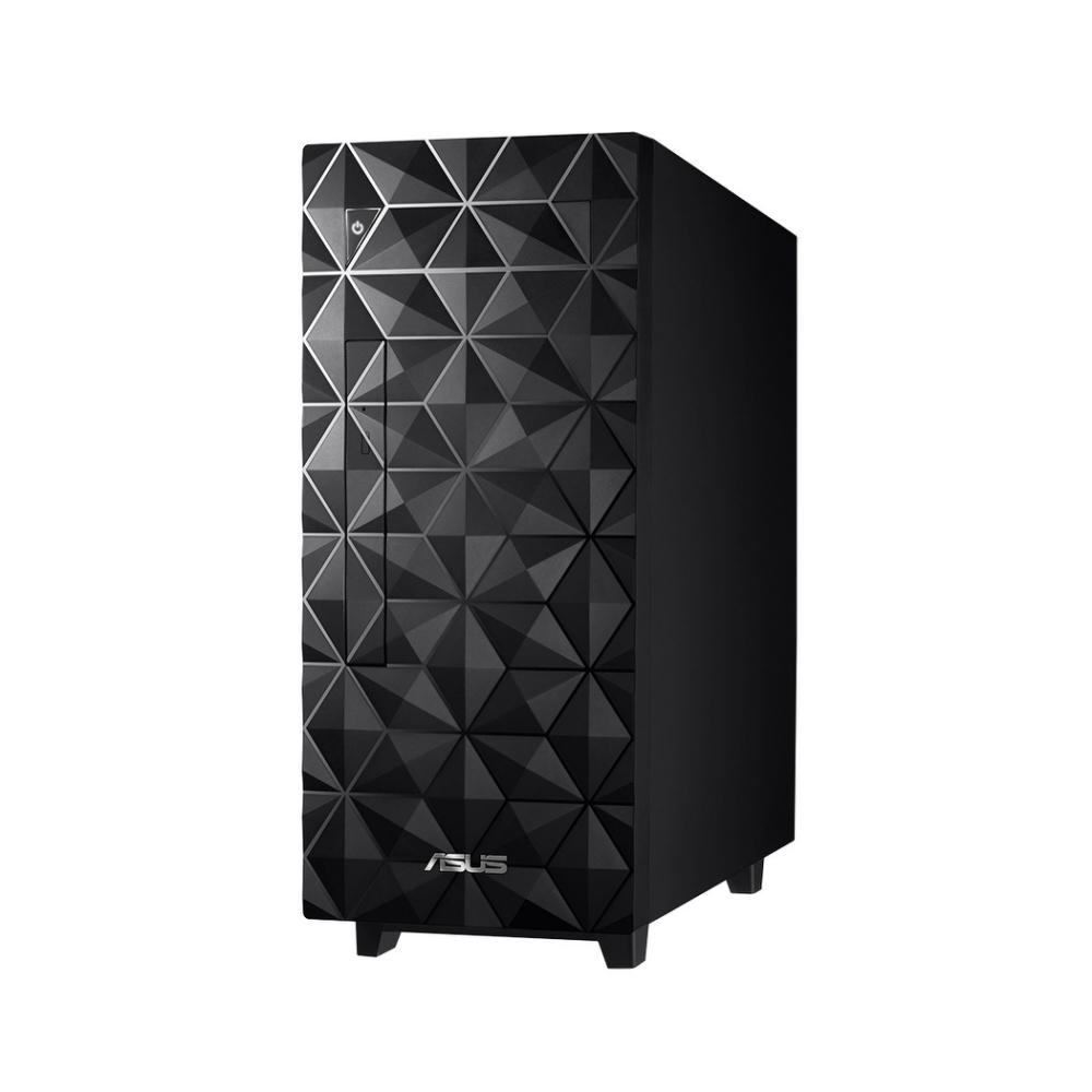 ASUS華碩 S300MA 第十代i5六核桌上型電腦(i5-10400F/8G/1TB HDD+256G SSD/GTX1650 4G/Win10 home)