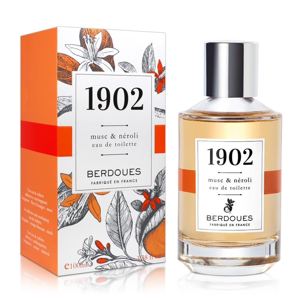 1902 摩登雅致 白麝香&橙花淡香水100ml