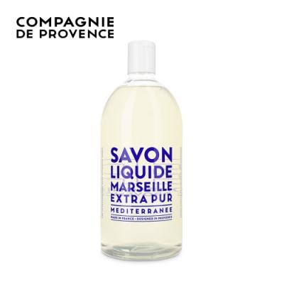 C.D.P 愛在普羅旺斯 彩虹地中海 馬賽液態皂1L補充瓶