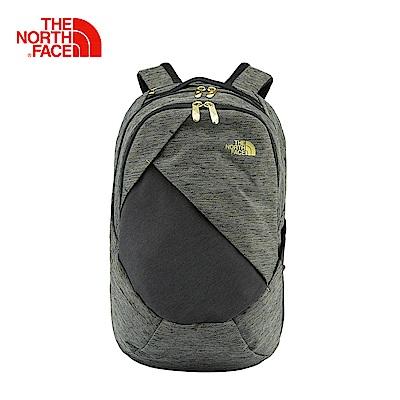 The North Face北面女款軍綠色舒適防護雙肩背包