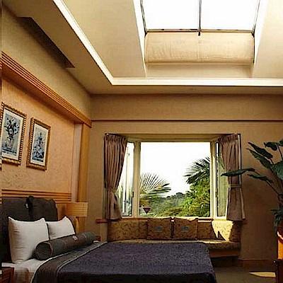 (中和)儷閣別墅旅館 時尚風情雙人住宿券