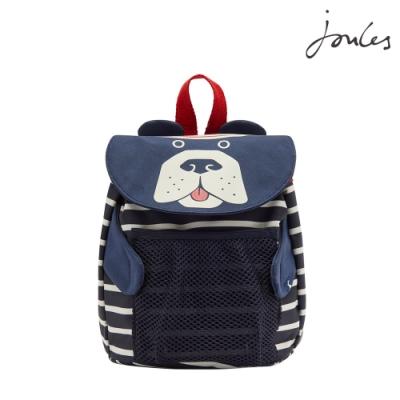 英國【Joules】BUDDIE藍色小熊後背包